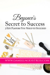 Tips For Success | DamselNODistress.com