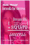 The Formula For Success | DamselNODistress.com