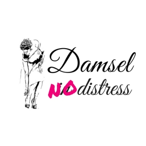 Damsel NO Distress.com Logo
